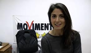 Roms neue Bürgermeisterin Virginia Raggi, 38.