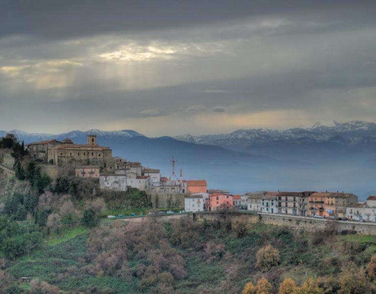 Hort des Aberglaubens: das Dorf Colopbraro in Kalabrien. Foto: Gaetano Virgallito