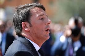 Italiens Premierminister Matteo Renzi.